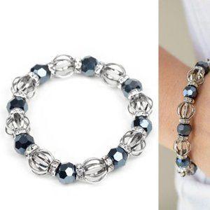 Metro Squad – Blue Bracelet Jewelry